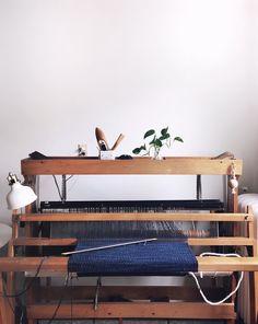 Loom Weaving, Hand Weaving, Weaving Patterns, Woven Rug, Floor Rugs, Own Home, Flooring, Weave, Bed