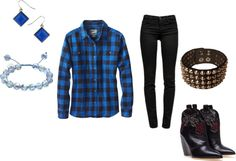 """Untitled #137"" by irene-ephrance on Polyvore"