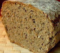 diabetes de pan de pan integral de centeno de espinaca caliente