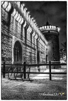 Castello Sforzesco, Milan by Andrea Conti on 500px