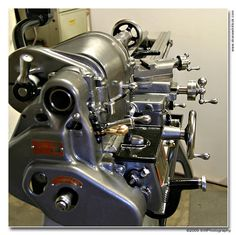 This is a great Southbend Lathe that wishes it could achieve the precision of a Monarch 10EE