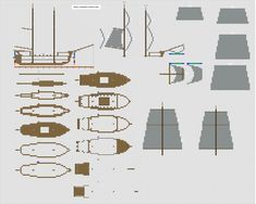Minecraft small pirate Warship 1 WiP by ColtCoyote on DeviantArt