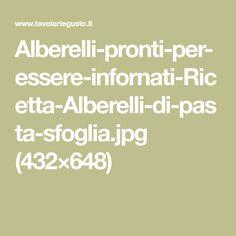 Alberelli-pronti-per-essere-infornati-Ricetta-Alberelli-di-pasta-sfoglia.jpg (432×648)