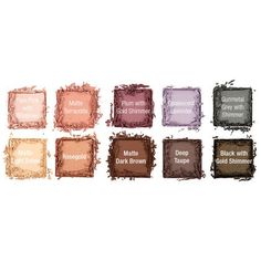 """Play with our Avant Pop! Shadow Palette in """"Nouveau Chic"""" this spring! Palette comes in neutrals and soft pastels, they're the perfect hues for springtime."""