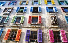 Les Fenêtres  Geneva, Switzerland