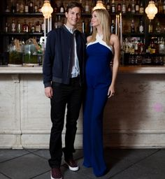Aww!: Pregnant Ivanka Trump Posts a Sweet Message to Her Husband Ahead of Baby No. 3
