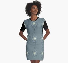 #Barock #Tapete #T-Shirt #Kleider von #pASob-dESIGN   #Redbubble http://www.redbubble.com/de/people/pasob-design/works/22982047-barock-tapete?asc=u&p=graphic-t-shirt-dress&rel=carousel