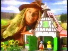 Granja Playmobil (recuerdo de los años 90) - YouTube