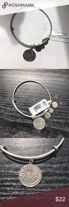 Authentic Alex & Ani Daughter Bracelet NWT Alex & Ani Daughter bangle. New with tags Alex And Ani Accessories Jewelry