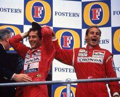 Ayrton Senna Magic Immortal: Ron Dennis relembra de Ayrton Senna brincalhão e lendário