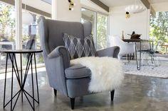 Wohnzimmerlampen ikea ~ Ikea fotel strandmon szukaj w google bom living
