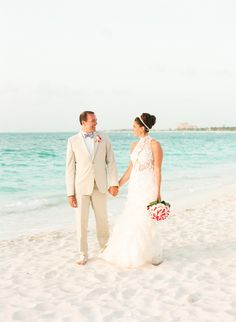 Turks and Caicos Wedding // Destination Wedding // by, Lindsay Madden Photography