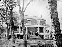 The Wilmer McLean house where Confederate General Robert E Lee surrendered to Union General Ulysses S Grant was opened to the public on April 9th 1949.