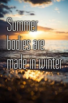Check out my new PixTeller design! :: Summer bodies are made in winter