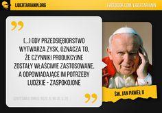 #jan #pawel #ii #2 #papiez #encyklika #papieska #wolny #rynek #kapitalizm #zysk #ekonomia #gospodarka #katolicyzm #chrzescijanstwo #katolicka #nauka #spoleczna