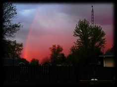 Taken on May 14th in my parents back yard :)