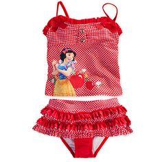 Snow White Deluxe Swimsuit for Girls | Swimwear | Disney Store