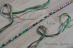 Your place to buy and sell all things handmade Bohemian Hairstyles, Summer Hairstyles, Girl Hairstyles, Braided Hairstyles, Dread Wraps, Diy Braids, Braid In Hair Extensions, Hair Beads, Pony Beads