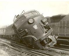 PRR Wreck-1959