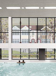 Resultado de imagen de dogma architecture pool