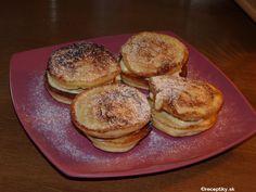 recept na lievance s pochutkovej smotany 9 Pancakes, Breakfast, Food, Crepes, Griddle Cakes, Hoods, Meals
