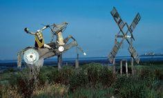 Emeryville Mud Flats (AKA Driftwood sculptures - Tidal Flats)