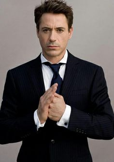 Robert Downey Jr. Is perfection