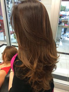 Blush Blush, Long Hair Styles, Beauty, Blusher Brush, Beleza, Blushes, Long Hair Hairdos, Cosmetology, Long Hairstyles