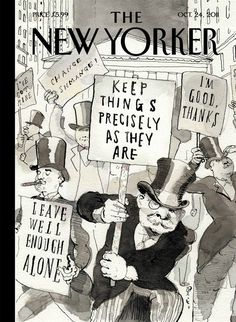 2011 | The New Yorker Covers
