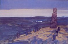 Keeper of Cuple - Nicholas Roerich