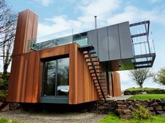 Metal Technology products enhance a Grand Design. | Metal Technology