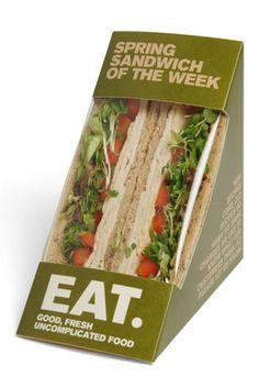 Eat Restaurant Packaging Design