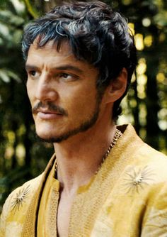 Oberyn Martell, such a fascinating character every time I think I have him figured out he says something that blows my mind