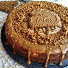 oblíbila, ale pozor, je to závislost:) Sweet Desserts, Sweet Recipes, Dessert Recipes, Lotus Cheesecake, Fitness Cake, Chocolate Cheesecake Recipes, Mini Cheesecakes, Arabic Food, Cupcake Cakes