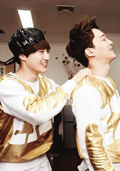 Suho & Chen