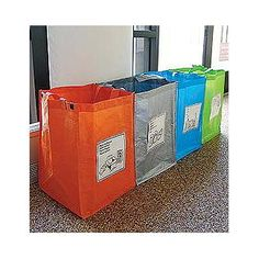 Recycle Bins For Home Pinterest  The World's Catalog Of Ideas