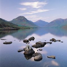 Lake District....Lovely.  Must go back.....memories of 3 peaks and the lovely Samba and Eds wedding