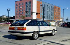 Audi 200 quattro wagon turbo avant 1990 Audi 200, Audi Quattro, Vintage Cars, Wander, Dream Cars, Volkswagen, Porsche, Classic Cars, Automobile