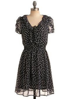 Serene Bubbles Dress