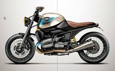 """BMW R1100R """"Nécora"""" CRD#39 by Cafe Racer Dreams Motorcycles, Spain"""