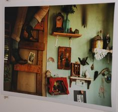 Mike Brodie 'The Polaroid Kidd'. Indie Art, Bohemian Living, Boho, Home Movies, Rooms Home Decor, Handmade Design, Play Houses, Portrait Photography, Fairy Tales