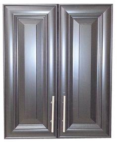 "Overton 21"" x 29"" Recessed Frameless Cabinet"