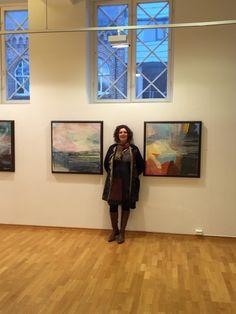 Moss Kunstgalleri, Christmas Exhibition, Norway 2014