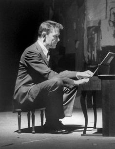 john cage - I have nothing to say and I am saying it. That is poetry.