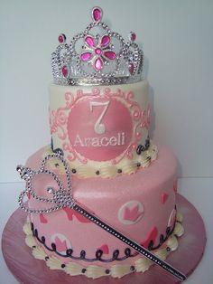 Princess cake (Ideas for Haileys Birthday)