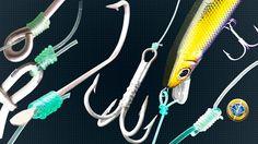Cómo hacer los Nudos Básicos de Pesca más usados para Montar cualquier Línea y que todo pescador debe conocer,Recomendado. https://goo.gl/zp6AaZ