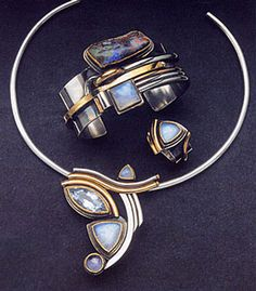 Barbara Bertagnolli   Italian jewellery designer and goldsmith based in London, UK