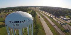 More Aerial Video of Texarkana | txktoday.com