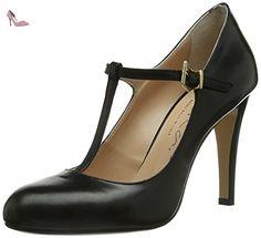 Evita Shoes, Escarpins Femme, Noir, 39 EU (5.5 Femme UK) - Chaussures evita shoes (*Partner-Link)