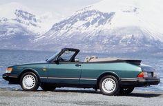 Saab 900 Cabriolet 900 Turbo 16 Cabriolet 1986 — Parts & Specs